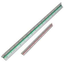 GraphicPro 15cm Aluminium Scale Rule Light Strong Durable Ruler