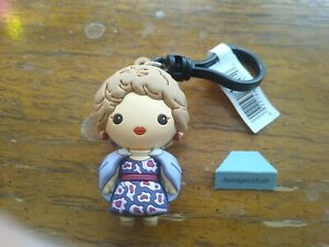 The Golden Girls Series Figural Bag Clip Actor Blanche