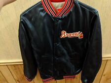 VINTAGE Atlanta Braves Swingster Jacket Windbreaker small  USA