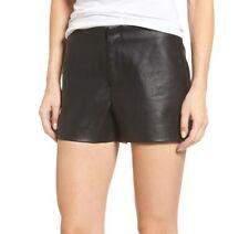 BLANKNYC Faux Leather Shorts Women's Sz. 31 (Black) 151606