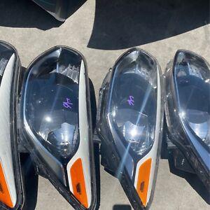 For 2014 To 2018 Kia Soul Left Driver Side Headlight Halo