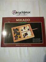 jeu de société en bois Mikado Santa's toys complet