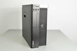 Dell Precision T7810 2x E5-2637v3 3.5GHz QC 32GB No HD Tower PC