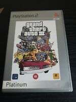 GTA Grand Theft Auto 3 Playstation PS2 Action Video Game Manual PAL