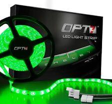 Green Led Light Strip Green led strip car lighting ebay opt7 300 led strip 16ft 5m 3528 smd waterproof flexible bright light 12v green audiocablefo