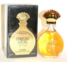 Parfum Sacre By Caron 1.6/1.7o/50ml Edp Spray For Women New In Box