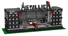 CUSTOM LEGO: ROCK CONCERT STAGE -  METALLICA - BIG SIZE !!! LENGTH: 30,2 inches
