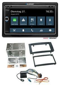 Blaupunkt Bluetooth 2DIN SD DAB USB MP3 Autoradio für VW Touareg T5 Caravelle Mu