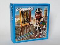 Playmobil Coleccion Figura Durero con Paleta y Cuadro, Ref 6107 NUEVO, Pintor
