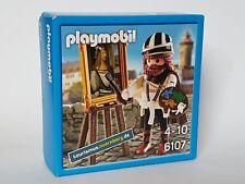 Playmobil Collection Figurine Dürer avec Palette et Cadre,Réf 6107 NEUF,Peintre