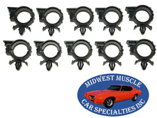 """GM GMC 3/4"""" ID 1"""" OD Engine Wiring Harness Loom Routing Clamp Clips 10pcs SV"""