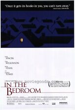 IN THE BEDROOM Movie POSTER 27x40 B Sissy Spacek Tom Wilkinson Nick Stahl Marisa