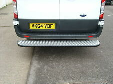 NEW !! Transit 2014  Rear Van Bumper Step Protection