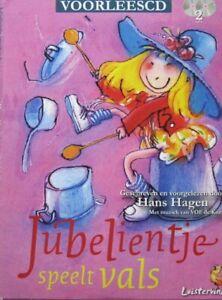 JUBELIENTJE SPEELT VALS  -  CD-LUISTERBOEK  - HANS HAGEN