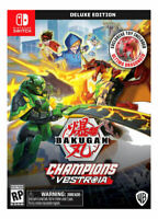 Bakugan: Battle of Vestroia Deluxe Edition - Nintendo Switch, Nintendo Switch...