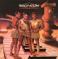 IMAGINATION - In The Heat Of The Night (LP) (VG/G)