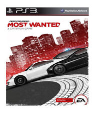 Need For Speed Most Wanted Ps3 Playstation3 Spiel