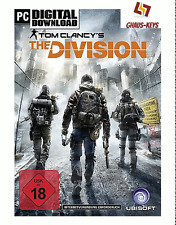 Tom Clancy's The Division Uplay Download Key Digital Code [DE] [EU] PC