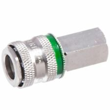"""Sonsbeek NITTO STYLE ONE TOUCH COUPLING 1/4"""" BSP Female Thread, Thread Sealant"""