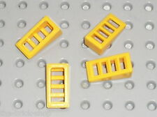 LEGO Star Wars Yellow Slope Brick Grille ref 61409 / Set 76000 8971 8037 31023..