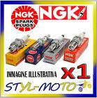 CANDELA D'ACCENSIONE NGK SPARK PLUG BR8HS STOCK NUMBER 4322
