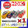 CANDELA D'ACCENSIONE NGK SPARK PLUG JR9B STOCK NUMBER 3188