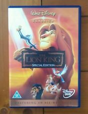 Disney The Lion King: 2-Disc Special Edition (DVD; Region 2)