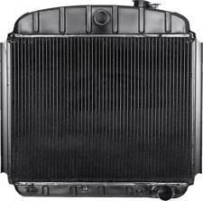 1955-56 Chevrolet 6 Cylinder Radiator - Automatic Transmission