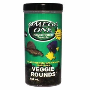 Omega One | Veggie Rounds