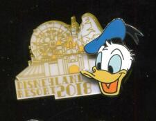 Dlr 2018 Dated Collection Donald Duck Disney Pin 125869