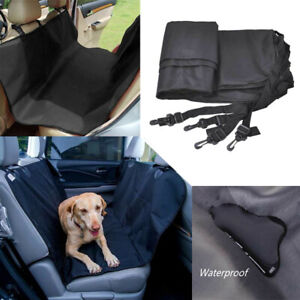 Car Pet Mat Hammock Back Seat Cover Waterproof SUV Protector Dog Hammock Blanket