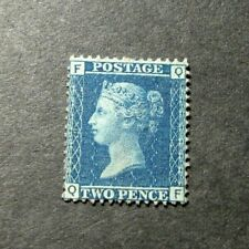 Great Britain Stamp Scott#  29  Queen Victoria  P#9 1841 (no gum) L276