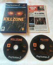 Killzone ; Playstation 2; PS2; Sony; Pal;[ Completo!!]