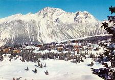 COURCHEVEL 9 le jardin alpin dent du villard grand bec grande casse timbrée 1976