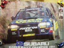 *** Subaru Impreza Wrc Colin McRae 1995 ***
