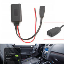 Car Bluetooth 4.0 AUX Cable Adapter for BMW E39 E46 E53 Business CD Head Unit