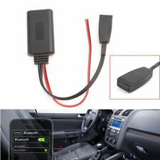 Car Bluetooth 4.0 AUX Cable Adapter for BMW E39 E46 E53 Business CD Head Unit