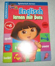 Grundschule Spielerisch lernen: Englisch lernen mit Dora - ab 6 (2016)