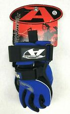 Ho Sports Accurate World Cup Size Small Blue Water Ski Wakeboard Gloves Full