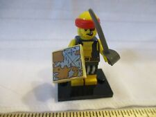 LEGO Blind Bag series 16 Minifigure minifig Halloween Pirate Map sword ship part