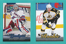 2007-08 Ultra Hockey Cards - You Pick To Complete Your Set