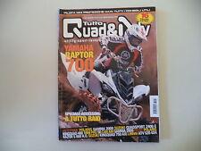 TUTTO QUAD & ATV 10-11/2008 POLARIS RAZOR 800/LINHAI 520/SUZUKI KINGQUAD 750 AXI
