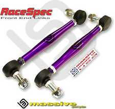 Massive Adjustable Front Anti Roll Sway Bar End Links Mustang S197 GT V6 500 ALL
