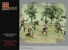 PEGASUS  1/72    Russian Infantry Summer Dress WWII   PGS7268