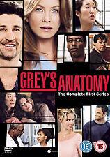 NEW - Grey's Anatomy - Season 1 [DVD] 8717418087371 Sealed PAL UK