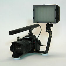 Pro GX10 VM SC-2L camcorder video mic light for Canon VIXIA HF G21 G40 G30 G20