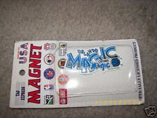 Orlando Magic Magnet Basketball