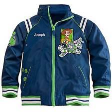 Disney Store Toy Story Buzz Lighyear Woody Jacket Size 7/8