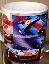 Gulf Racing Ford GT40 and the new Ford GT Tribute Limited Edition MUG