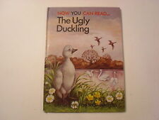 The Ugly Duckling, Now You Can Read, Brimax, Lucy Kincaid, Jillian Embleton 1981